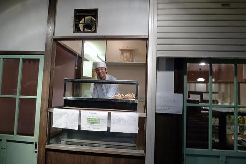 Taiyaki shop