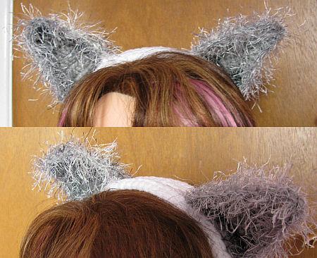 Wolf Ears - bent