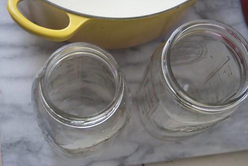 Jars for yogurt