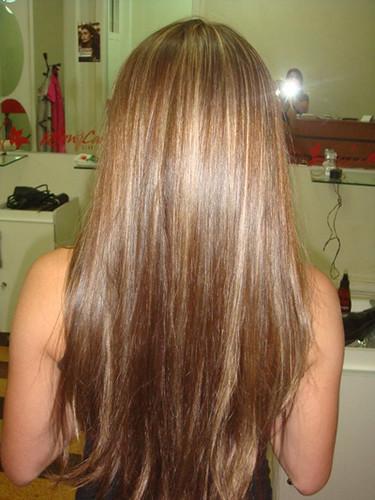 balaiagem foto cabelo