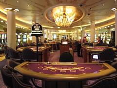 Celebrity Solstice casino