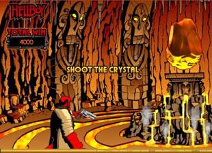 Hellboy bonus game