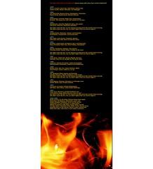 It's best seen at original size. (Veee Man) Tags: blue music orange news black celebrity fire actors lyrics 6ws song events politics models gimp politicians terrorism singers years athletes billyjoel rappers presidents disease authors directors disasters deaths dictators bombings wedidntstartthefire