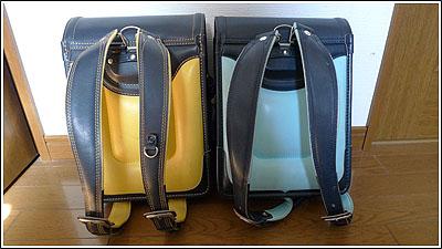 土屋鞄のランドセルは4年使っても綺麗だった