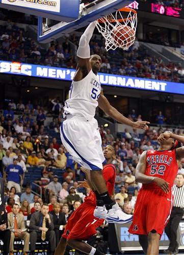 SEC Mississippi Kentucky Basketball