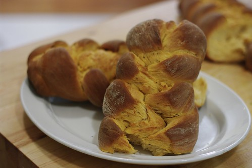 Braided Herb Bread