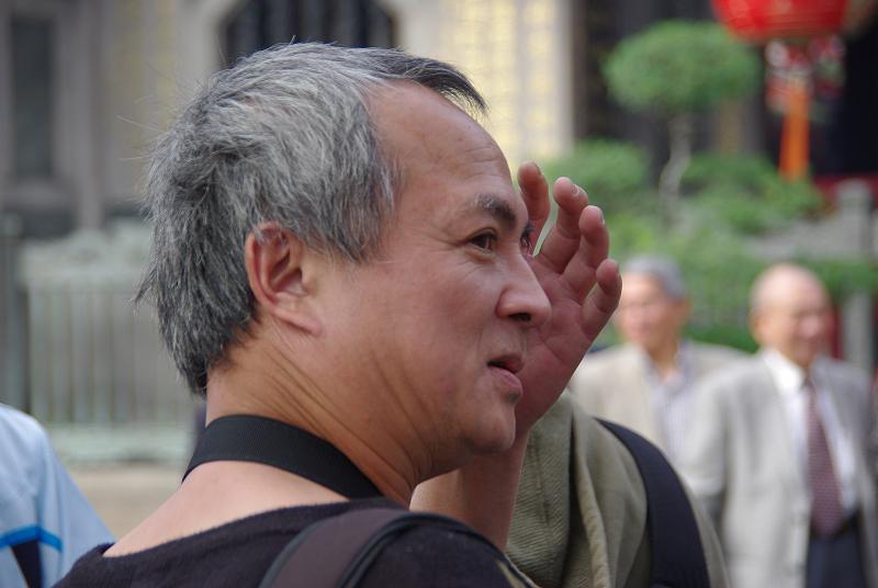 萬華龍山寺人物篇