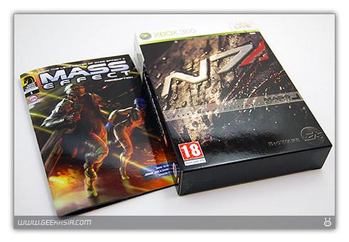 Mass Effect 2 Collector UK