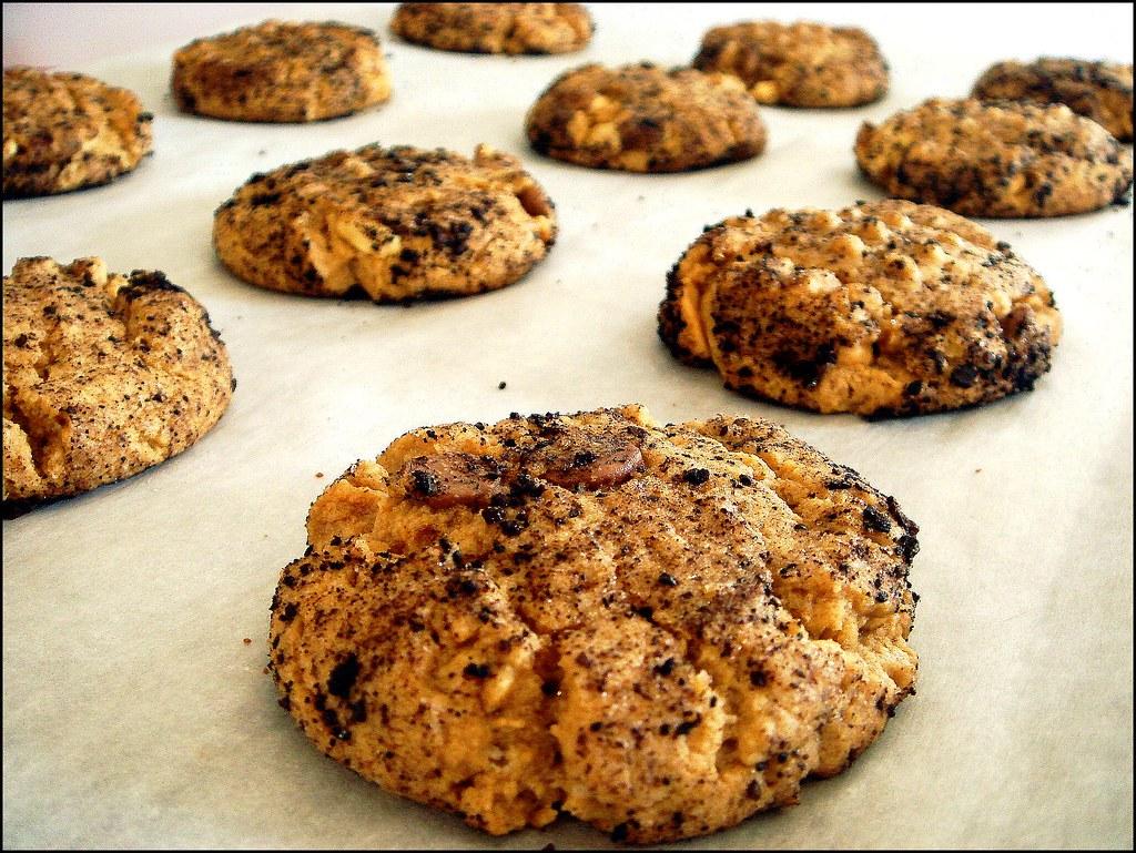 Peanut Butter Volt Cookies