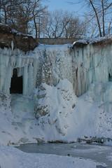Minnehaha Falls (Inanimate Carbon Rod) Tags: cold ice water minnesota canon frozen minneapolis falls mn minnehaha xsi