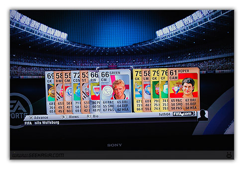 FIFA 10 Ultimate Team