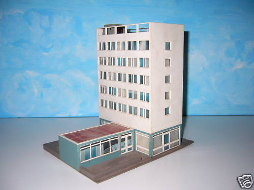 High Rise / Skyscraper building kits ?? - Page 4 - Structures - JNS