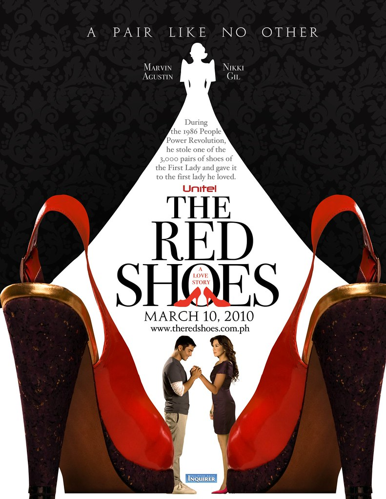 The Red Shoes Main Poster