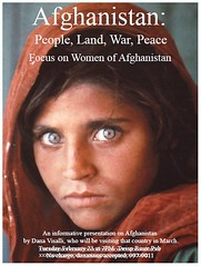 Afghanistan: People, Land, War, Peace