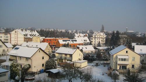 Schnee @ Kassel