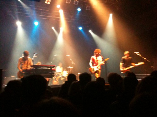 Brendan Benson at Koko. It rocked!