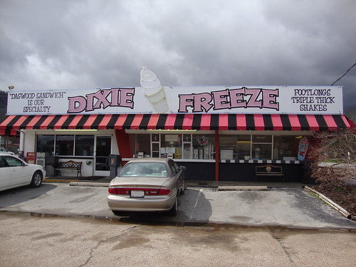 Dixie Freeze, South Pittsburg TN