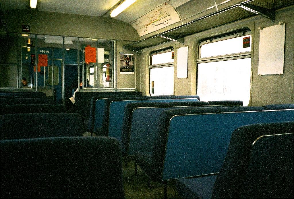 Revisit // The Train