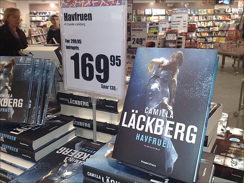 Camilla Läckberg - Havfruen