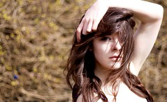 (Kym Ellis) Tags: girl self lyrics spring natural explore brunette kym brandnew hihi