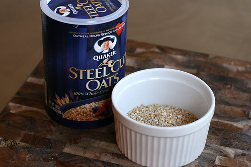 making slow cooker oats