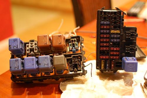 custom s13 fuse box wiring diagram rh patrickpowell co Car Fuse Box Custom Motorcycle Fuse Box