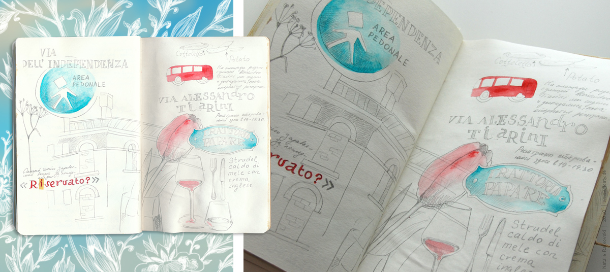 Bologna travel book 16