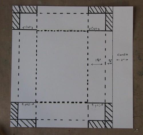 easter basket template 001