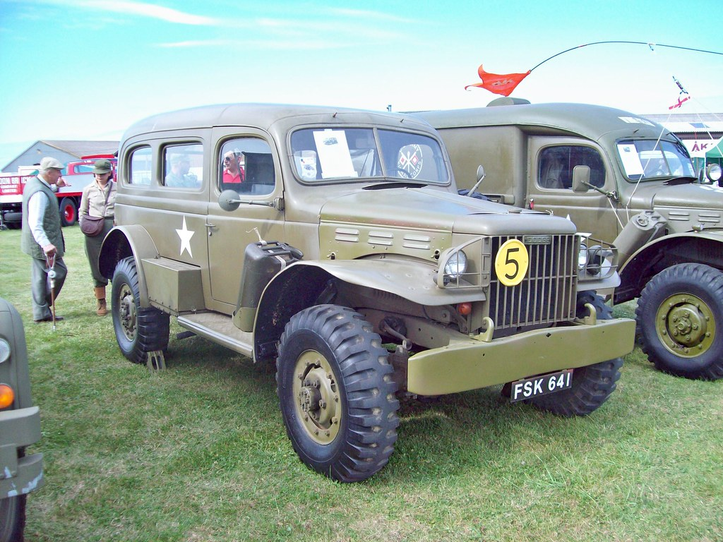 23 Dodge WC 53 Carryall