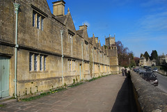 alms houses. (Charlie :D) Tags: houses alms chipping campden