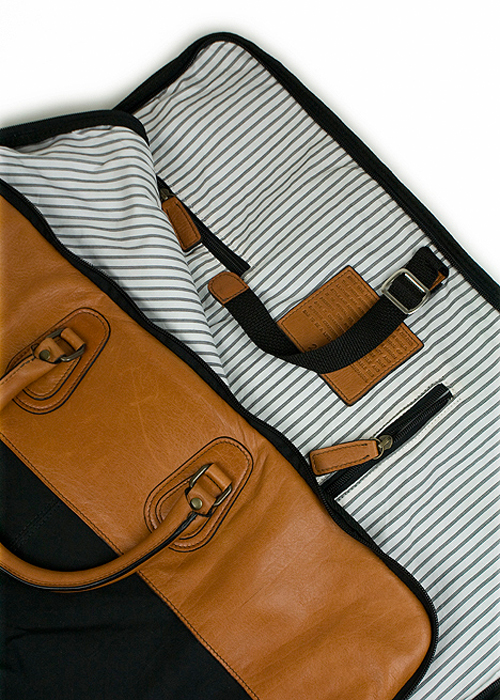 Moore & Giles garment bag 02