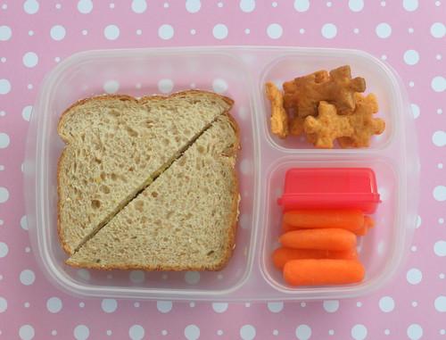 ELB sandwich bento