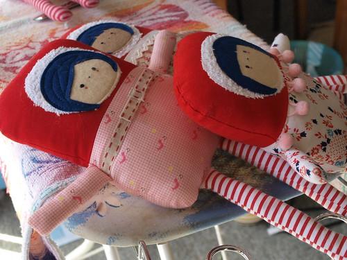 egg dolls