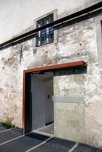 Entrance, Schloss Hartheim