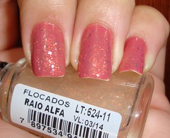 Big Universo Raio Alfa sobre Hits 675 (♫♪♫ Ma ♫♪♫) Tags: laranja rosa hits unhas unha salmão esmalte flocado speciallita biguniverso raioalfa