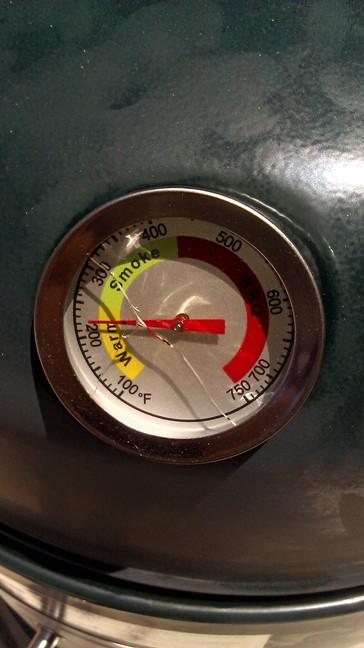 broken gauge