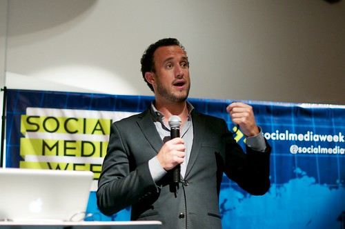 Toby Daniels, Founder and Executive Director, Social Media Work