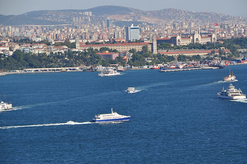 Vistas de Estambul desde la Torre Galata