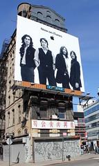 The Beatles in China Town. New York. (elsa11) Tags: music ny newyork john paul george chinatown manhattan itunes beatles johnlennon ringo paulmccartney