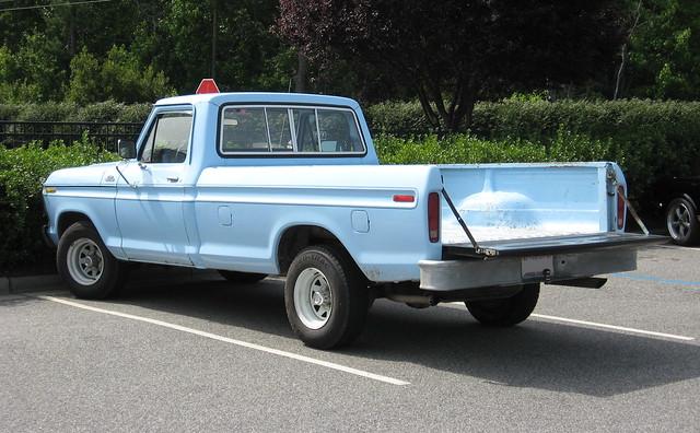 ford truck nc north pickup f150 carolina 1978 custom 1979 ncnick