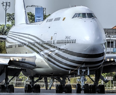 V8-ALI (Frikkie Bekker - Airteamimages) Tags: bali indonesia nikon aircraft aviation planes boeing brunei spotting b747 boeing747430 v8ali bruneisultansflight cn26426 frikkiebekker