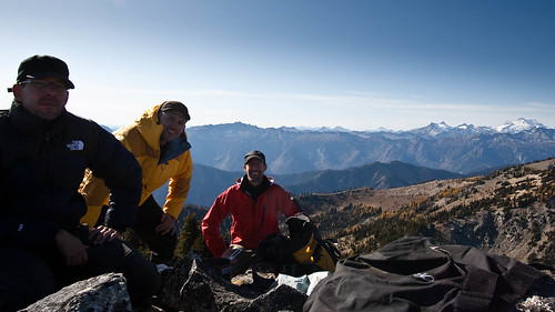Summit Photo: Chris, Aiddy, Jeff