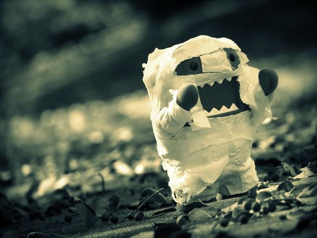 Mummy Domo