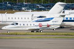 N918TT - RK-529 - Private - Beech Hawker 400XP - Luton - 090630 - Steven Gray - IMG_5112