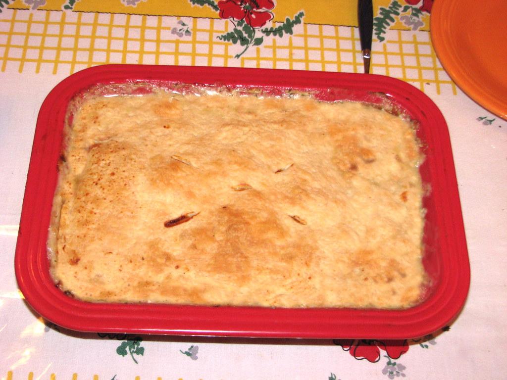 Big Chicken Pot Pie