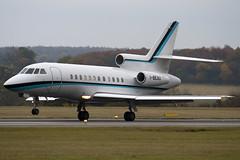 I-BEAU - 23 - Private - Dassault Falcon 900 - Luton - 091028 - Steven Gray - IMG_3003