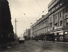 008011:Grainger Street Newcastle upon Tyne Unknown 1912 (Newcastle Libraries) Tags: newcastleupontyne tynesidelifeandtimes