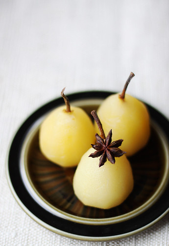 Anise Pears