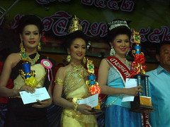 Miss Noppamas Queen Winners