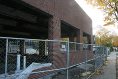 Downer Garage Construction 01